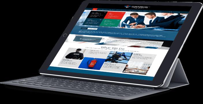 cms-web-development-services-laptop-tablet
